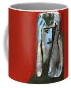 Man At A Bar Coffee Mug