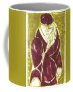 Man In A Crimson Hat Coffee Mug