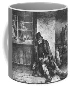 Man On The Street Coffee Mug