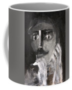Man With A Handlebar Moustache Coffee Mug