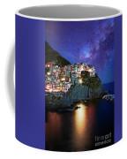 Manarola By Stars Coffee Mug by Scott Kemper