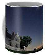 Marblehead Lighthouse At Night Coffee Mug