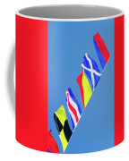 Maritime Signal Flags Coffee Mug