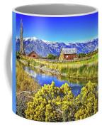Marlboro Barn, Gardnerville, Nevada Coffee Mug
