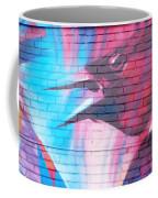 Maroon Blackbird Coffee Mug