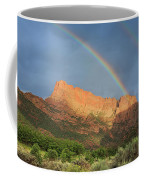 Maxwell Canyon Rainbow Coffee Mug
