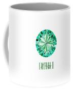 May Birthstone - Emerald Coffee Mug