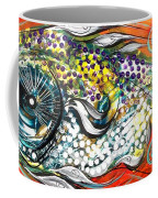 Mediterranean Fish Coffee Mug