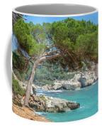 Mediterranean Landscape In Menorca Coffee Mug