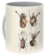 Meet The Beetles Coffee Mug by Eric Fan