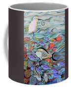 Memory Of The Coral Reef Coffee Mug