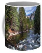 Merced River, Yosemite National Park Coffee Mug
