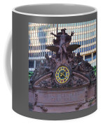 Mercury Above Grand Central Coffee Mug