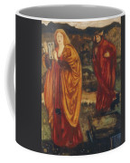 Merlin And Nimue 1861 Coffee Mug