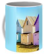 Mersea Island Beach Huts, Image 6 Coffee Mug