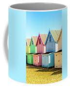 Mersea Island Beach Huts, Image 7 Coffee Mug