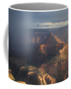 Mesmerized At Mather Point Coffee Mug