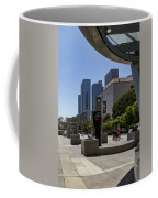 Metro Station Civic Center Los Angeles Coffee Mug