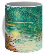 Mid-spring On The New River Coffee Mug