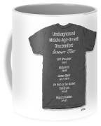 Middle Age Onset Discomfort Coffee Mug