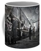 Midnite Run Coffee Mug
