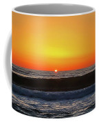 Mike's First Sunrise Coffee Mug by Mike Hudson