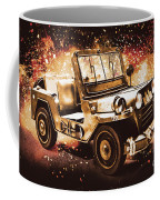 Military Machine Coffee Mug