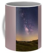Milky Way In Val D'orcia Coffee Mug