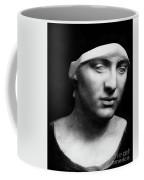 Minerva Without Helmet, 1896 Coffee Mug