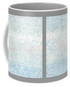 Minimal Modern Art Diptych 2 Coffee Mug by Gordon Punt