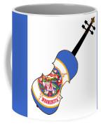 Minnesota State Fiddle Coffee Mug