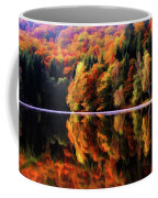 Mirrored Gallery Coffee Mug