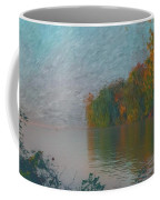 Mississippi Rivers Edge Coffee Mug