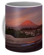 Misti Volcano In Arequipa, Peru, South America Coffee Mug by Sam Antonio Photography