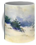 Misty Dunes Carmel Coffee Mug