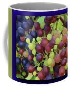 Mixed Grape Bunches 4 Coffee Mug
