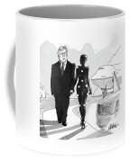Mocap Melania Coffee Mug