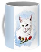 Moms Jade Coffee Mug by Clyde J Kell