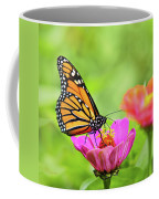Monarch Butterfly Square Coffee Mug