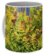 Monarch Gathering 1 Coffee Mug