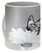Monarch In Infrared 5 Coffee Mug by Brian Hale