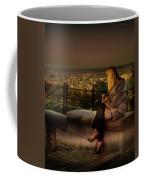 Mont-royal Sunset Coffee Mug by Juan Contreras