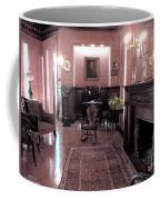 Moody Mansion Study Coffee Mug