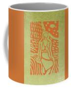 Moon Sitting Coffee Mug