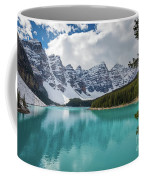 Moraine Lake Range Coffee Mug