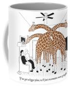 More Giraffes Coffee Mug