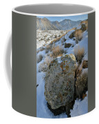 Morning At The Book Cliffs Coffee Mug