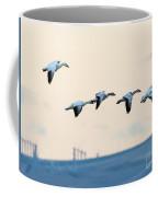 Morning Flight Coffee Mug