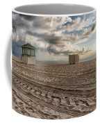 Morning In Miami Coffee Mug by Alison Frank