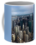 Morning In The City  Coffee Mug